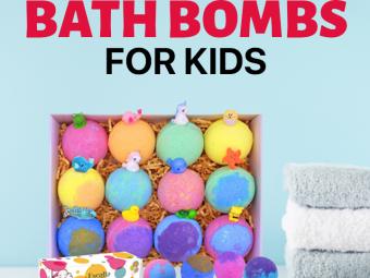 12 Best Bath Bombs For Kids