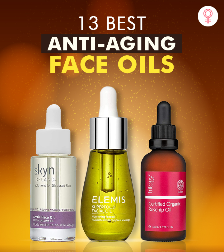 13 Best Anti-Aging Face Oils