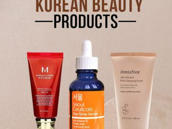 14 Best Korean Beauty Products