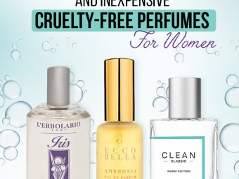 Best Long-Lasting And Inexpensive Cruelty-Free Perfumes For Women