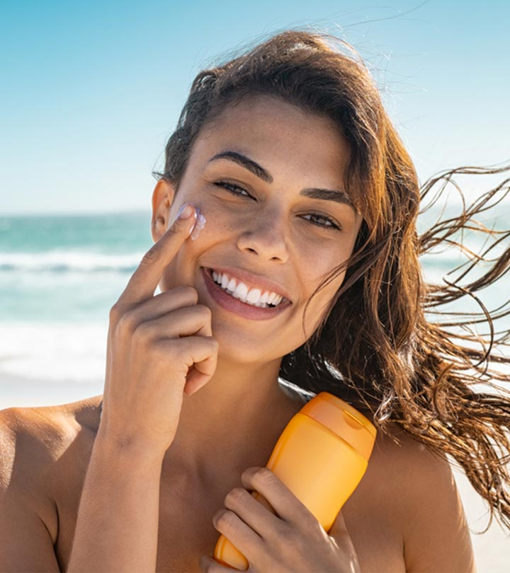 15 Best Mineral Sunscreens To Shield Your Skin From The Sun