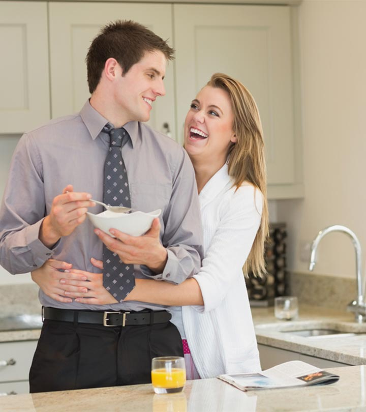 16 Sweet Things To Say To Your Husband