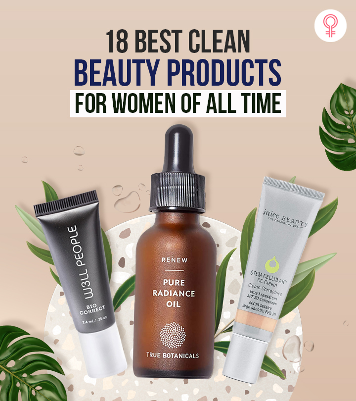18 Best Clean Beauty Products For Women Of All Time