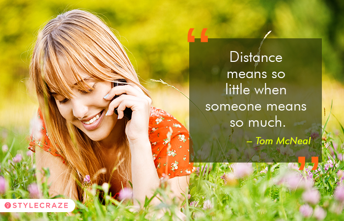 Top 51 Long-Distance Relationship Quotes That Will Keep The Spark Alive