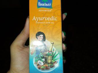 Parachute Advansed Ayurvedic Coconut Hair Oil pic 4-Blend of Ayurvedic care-By _shreya_xx_