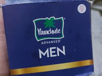 Parachute Advansed Men Anti Hairfall Hair Cream, With Almond Oil pic 1-Useful-By fooholiclucknow