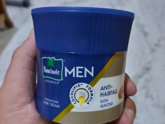 Parachute Advansed Men Anti Hairfall Hair Cream, With Almond Oil pic 2-Useful-By fooholiclucknow