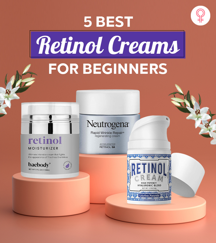5 Best Retinol Creams For Beginners – 2021