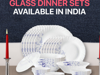 6 Best Glass Dinner Sets Available In India