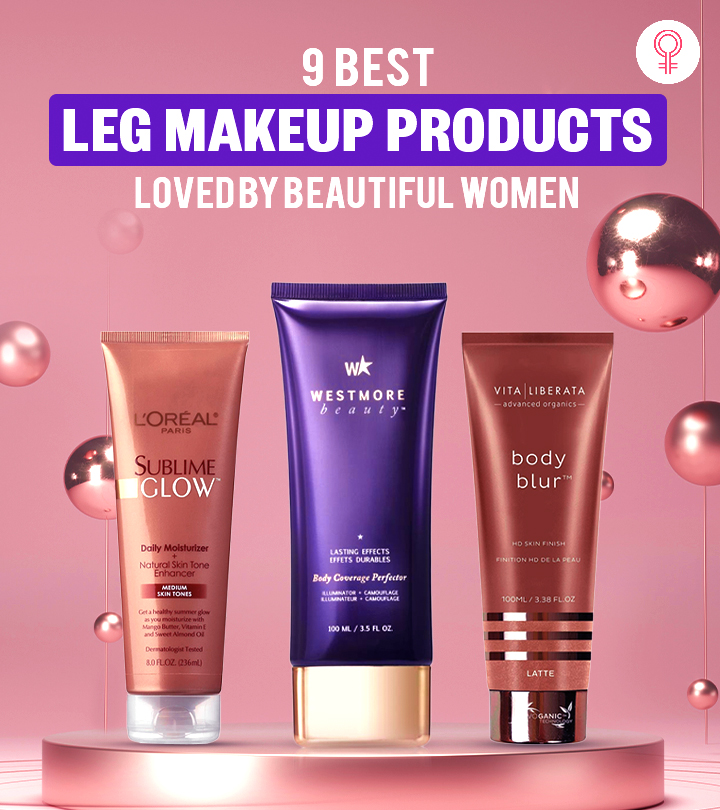 9 Best Leg Makeup Products Loved By Beautiful Women