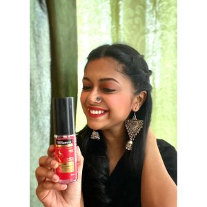 TRESemmé KERATIN SMOOTH HAIR SERUM pic 1-Root – to – tip frizz free-By anupoma_misra