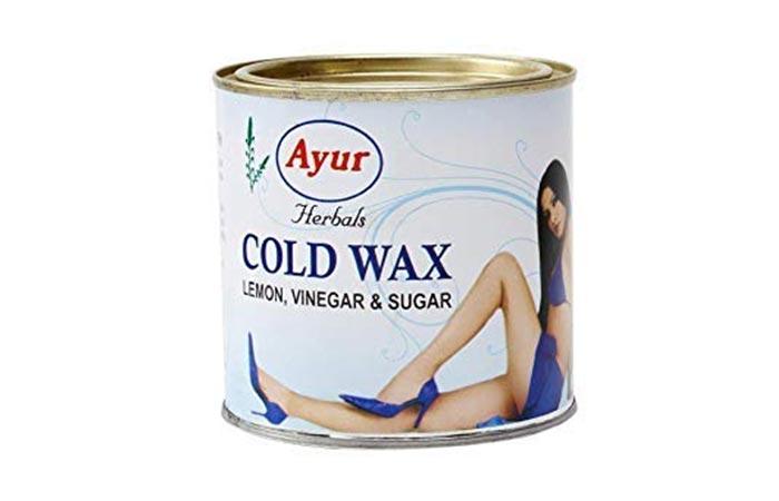 Ayur Herbals Cold Wax