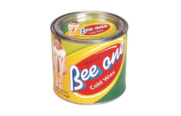 Bee One Natural Cold Wax