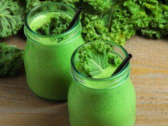 Benefits Of Kale Juice in Hindi