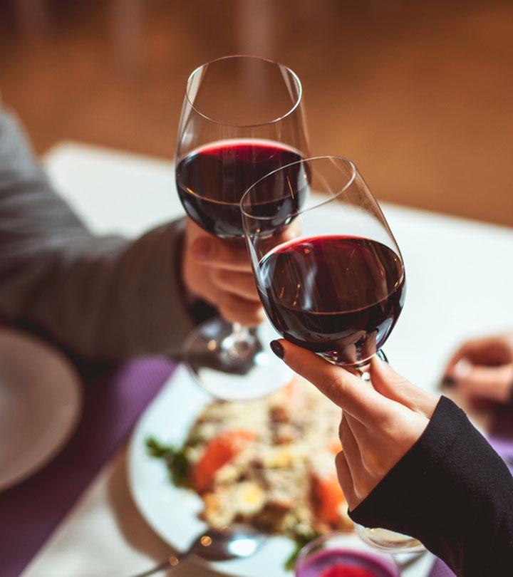 பெண்களுக்கும் நன்மை தரும் சிவப்பு ஒயின் – Benefits of Red wine in Tamil