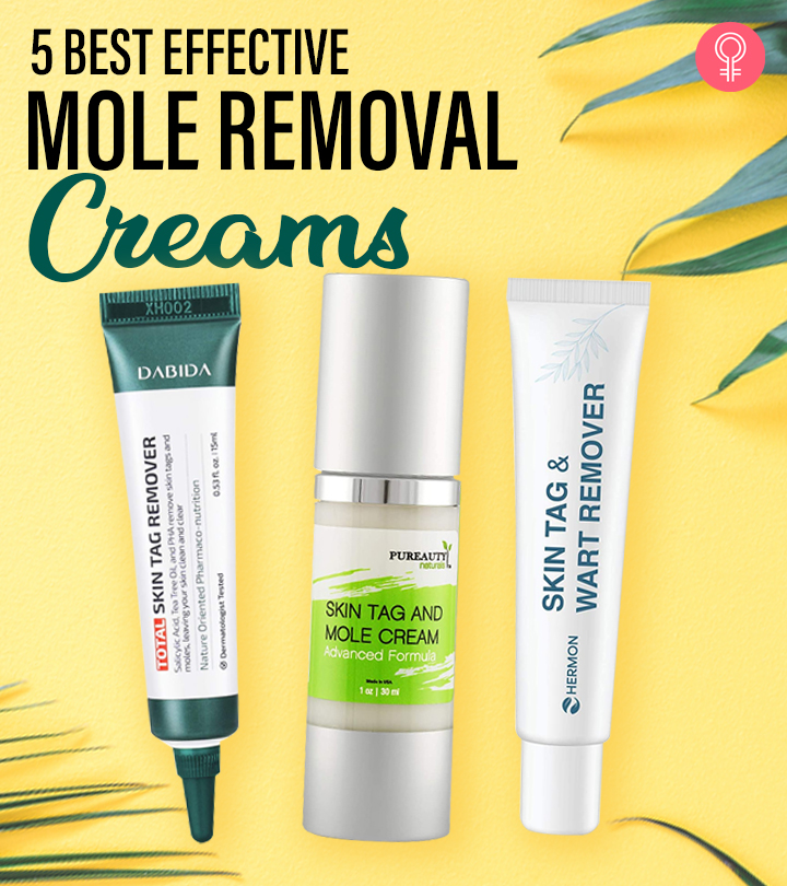 5 Best And Effective Mole Removal Creams On Amazon – 2021