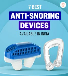 7 Best Anti-Snoring Devices Available In India