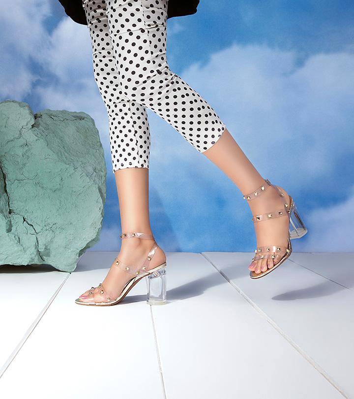 Best Clear Heels Every Trendsetter