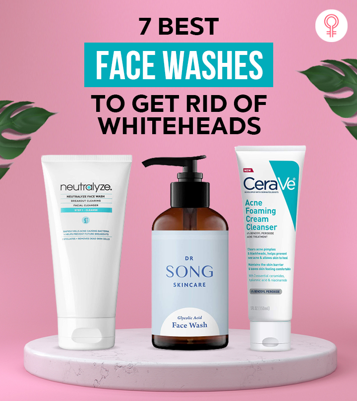 7 Bestselling Face Washes To Prevent Whiteheads – 2021
