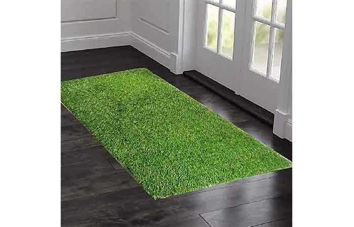 CHETANYA Loomtex Artificial Grass Carpet