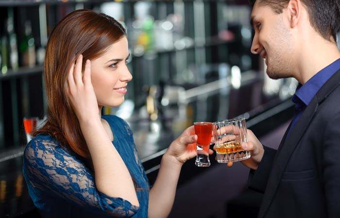 Cute Pick-Up Lines ToUse At A Bar