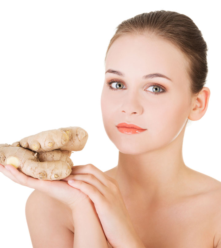 DIY Ginger Face Masks And Their Benefits