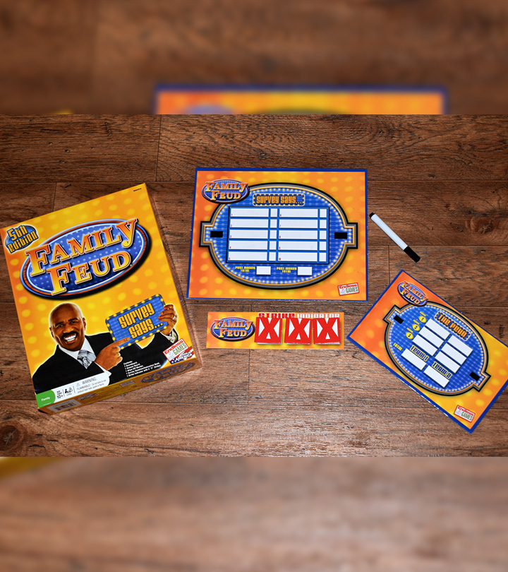 100 Family Feud Questions