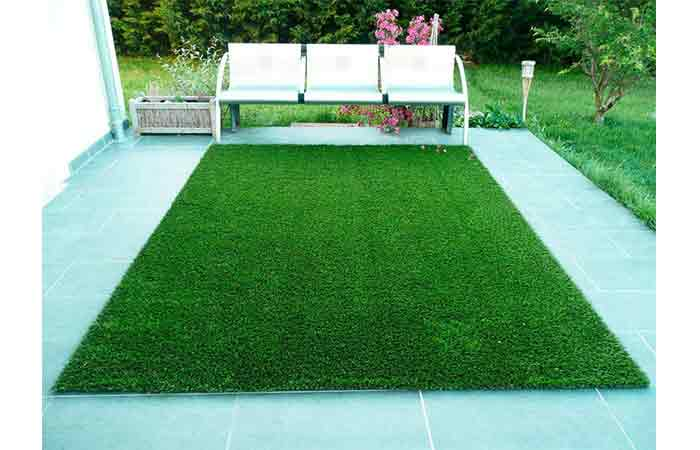 Fresh From Loom Artificial Grass Mat
