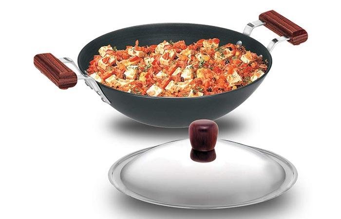 Hawkins Futura Hard Anodised Induction Compatible Pan