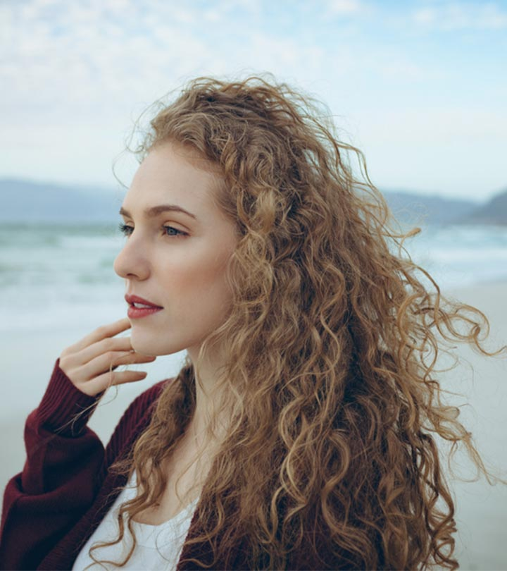 How To Get Beach Waves With A Hair Straightener