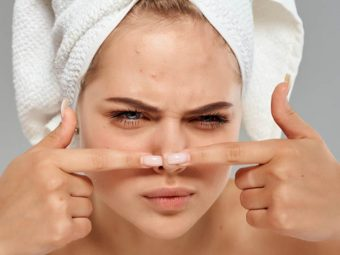 How to Remove Pimples on Nose in Hindi
