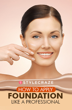 How To Apply Foundation Like A Professional