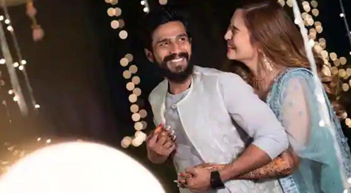 Jwala Katta married Vishnu Vishal