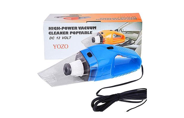 Keekos High Power Vacuum Cleaner Portable