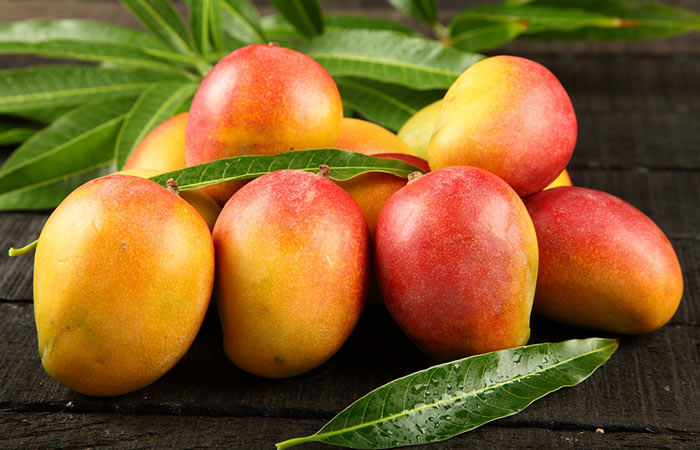 Lines On Mango in