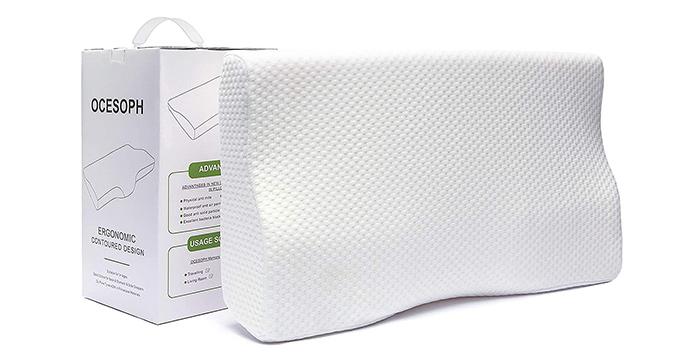 OCESOPH 001 Memory Foam Pillow
