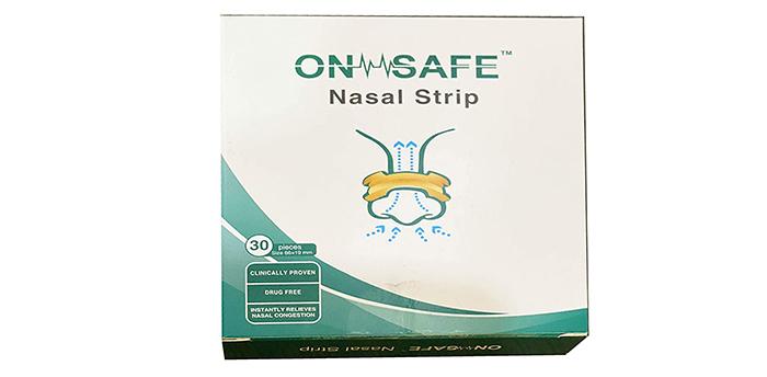 ONSAFE Nasal Strip