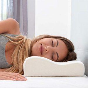 Qualimate Cervical Memory Foam Pillow