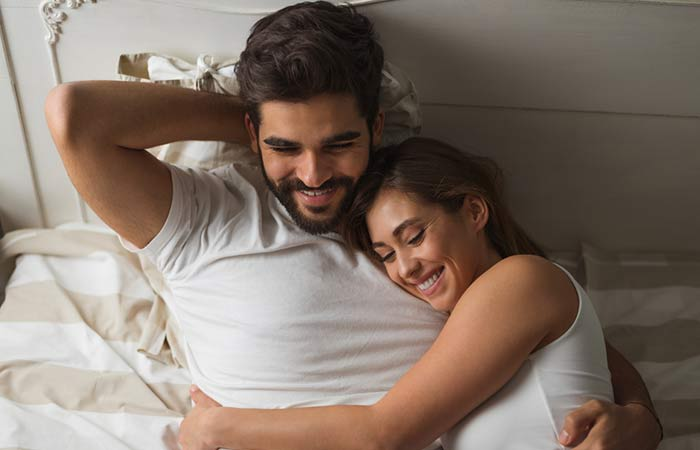 Questions About Physical Intimacy Between The Two Of You