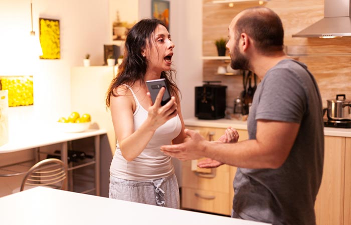 Questions To Ask Yourself If You Caught Your Spouse Cheating
