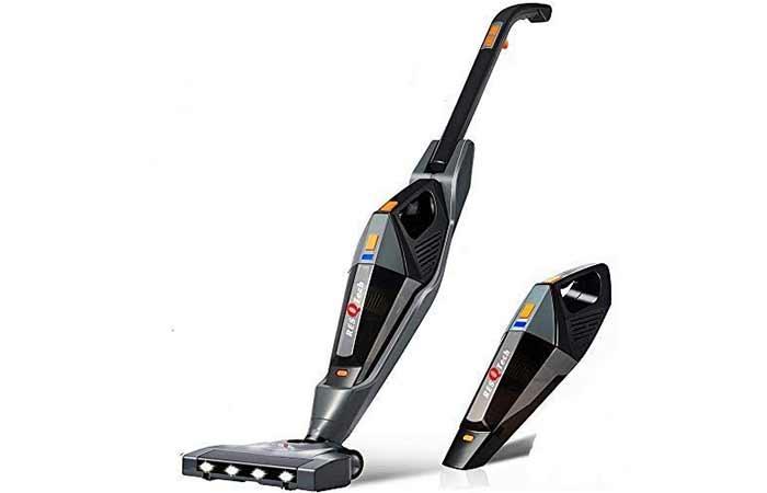 ResQTech India Pvt Ltd Spartan Vacuum Cleaner