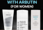 Skin Care Products With Arbutin