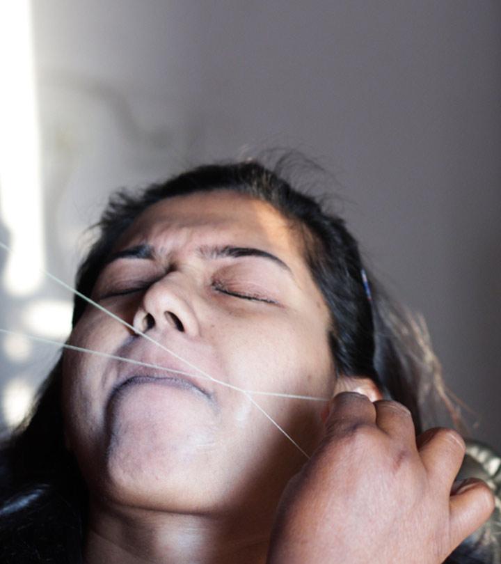 உதட்டிற்கு மேல் வளரும் முடியை வலியின்றி அகற்ற எளிய வழிமுறைகள் – Upper lip hair removal tips in Tamil