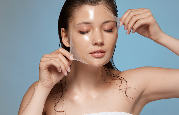 Weekly skin care
