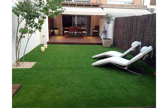 Yazlyn Collection Artificial Grass Carpet