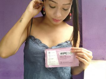 MyGlamm Wipeout Sanitizing Wipes pic 1-Cleansing and moisturizing wipes!-By geetanjali_bharali