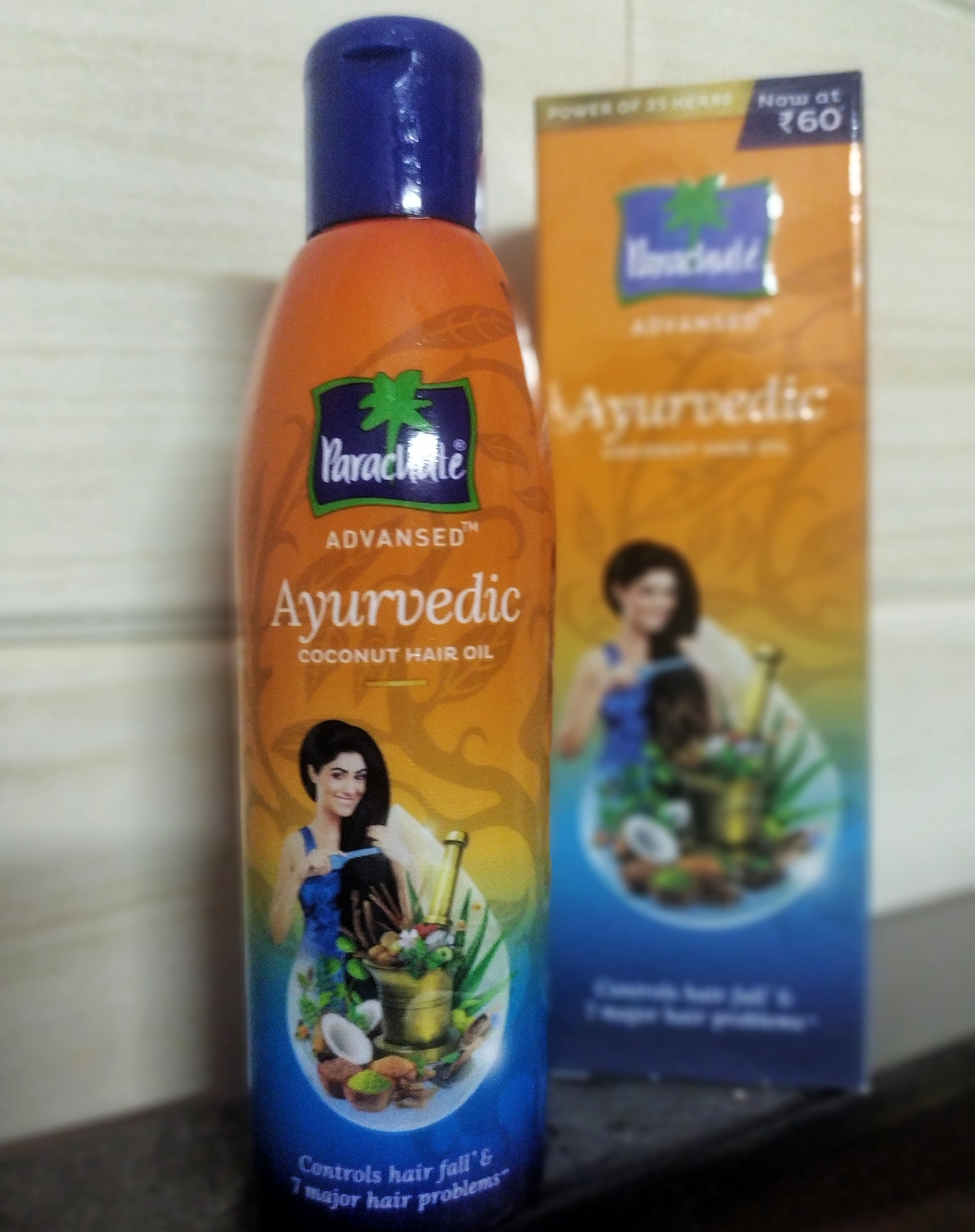 Parachute Advansed Ayurvedic Coconut Hair Oil -Very relaxing massage-By dimple_kaushik