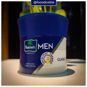 Parachute Advansed Men After Shower Hair Cream, Classic -Perfect touch for my hairs-By food_cable