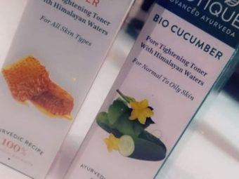 Biotique Bio Cucumber Pore Tightening Toner pic 1-Good for Oily skin-By sadiya_mushtaq