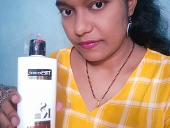 TRESemmé Keratin Smooth Infusing Conditioner -Good-By rinkee